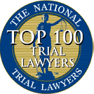 The National Trial Lawyers top 100 Trial Lawyer